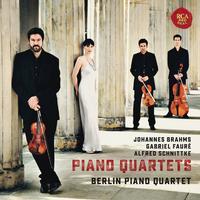 Berlin Piano Quartet - Brahms, Faure & Schnittke: Piano Quartets