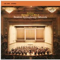 Charles Munch - Brahms: Symphony No. 4