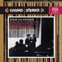 Van Cliburn - Rachmaninoff: Piano Concerto No. 3/ Prokofiev: Piano Concerto No. 3