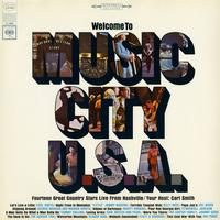Various Artists - Welcome to Music City U.S.A.