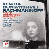 Khatia Buniatishvili - Rachmaninoff: Piano Concerto No. 2 in C Minor, Op. 18 & Piano Concerto No. 3 in D Minor, Op. 30