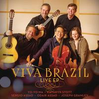 Yo-Yo Ma, Kathryn Stott, Sergio & Odair Assad & Joseph Gramley - Viva Brazil Live EP