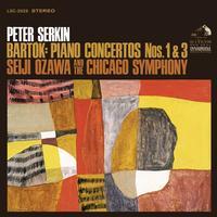 Seiji Ozawa - Bartok: Piano Concertos No. 1 & No. 3