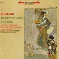 Leonard Bernstein - Mahler: Kindertotenlieder & 3 Ruckert Lieder