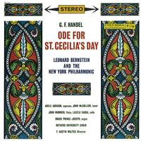 Leonard Bernstein - Handel: Ode for Str. Cecilia's Day