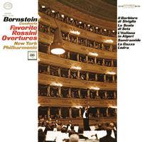Leonard Bernstein - Bernstein Conducts Favorite Rossini Overtures