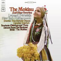 Leonard Bernstein - Leonard Bernstein Conducts Dvorok and Smetana -  FLAC 192kHz/24bit Download