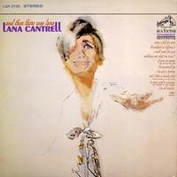 Lana Cantrell - And Then There Was Lana