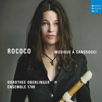 Dorothee Oberlinger - Rococo - Musique A Sanssouci