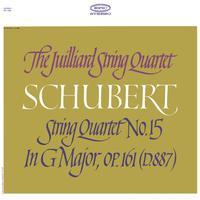 Juilliard String Quartet - Schubert: String Quartet No. 15 in G Major, Op. 161