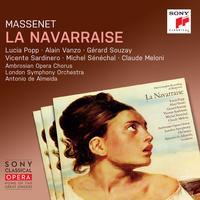 Antonio De Almeida - Massenet: La Navarraise (Remastered)