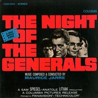 Maurice Jarre - The Night of the Generals