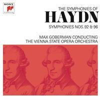 Max Goberman - Haydn: Symphonies Nos. 92 & 96