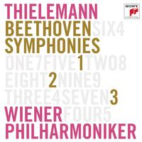 Christian Thielemann - Beethoven: Symphonies Nos. 1, 2 & 3