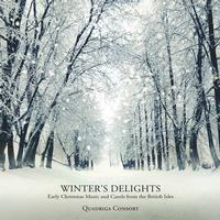 Quadriga Consort - Winter's Delights - Early Christmas Music and Carols from the British Isles