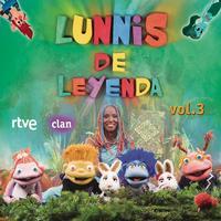 Los Lunnis - Lunnis de Leyenda, Vol. 3