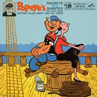 Captain Allen Swift - Popeye's Favorite Sea Shanties and Other Songs