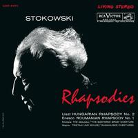Leopold Stokowski - Smetana: Moldau; Liszt: Hungarian Rhapsody No. 2; Roumanian Rhapsody No. 1 - Sony Classical Originals -  FLAC 176kHz/24bit Download