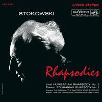 Leopold Stokowski - Smetana: Moldau; Liszt: Hungarian Rhapsody No. 2; Roumanian Rhapsody No. 1 - Sony Classical Originals