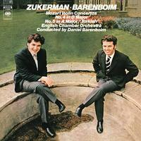Daniel Barenboim - Mozart: Concerto No. 5 in A Major, K. 219 & Concerto No. 4 in D Major, K. 218