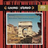 Charles Munch - Italian and Reformation Symphonies