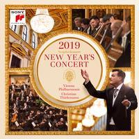 Christian Thielemann & Wiener Philharmoniker - New Year's Concert 2019 / Neujahrskonzert 2019 / Concert du Nouvel An 2019