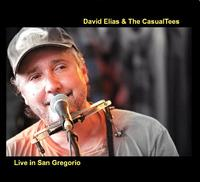 David Elias & The CasualTees - Live in San Gregorio -  FLAC 96kHz/24bit Download