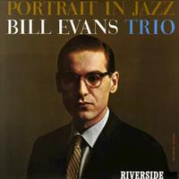 The Bill Evans Trio - Portrait In Jazz -  FLAC 192kHz/24bit Download