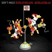 Gov't Mule - Revolution Come…Revolution Go -  FLAC 88kHz/24bit Download