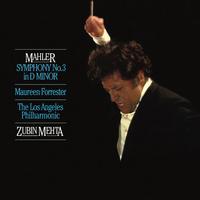 Zubin Mehta - Mahler: Symphony No. 3 In D Minor/ Forrester