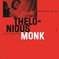 Thelonious Monk - Genius Of Modern Music Volume Two