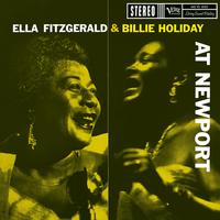 Billie Holiday - Ella Fitzgerald & Billie Holiday At Newport