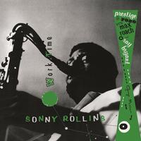 Sonny Rollins - Worktime -  FLAC 44kHz/24bit Download