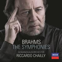 Riccardo Chailly - Brahms The Symphonies