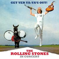 The Rolling Stones - Get Yer Ya-Ya's Out! Live From Madison Square Garden, New York/1969
