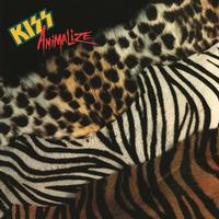KISS - Animalize -  FLAC 192kHz/24bit Download