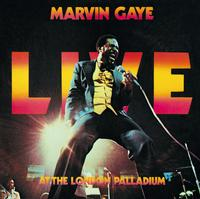 Marvin Gaye - Live At The London Palladium (1976)