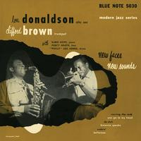Lou Donaldson - New Faces - New Sounds