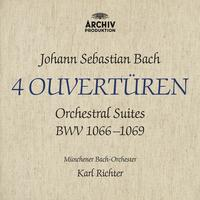 Aurele Nicolet - Bach, J.S.: Orchestral Suites, BWV 1066-1069