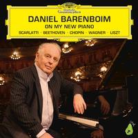 Daniel Barenboim - On My New Piano -  FLAC 96kHz/24bit Download