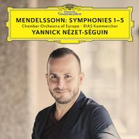 Chamber Orchestra Of Europe - Mendelssohn: Symphonies 1-5 (Live)