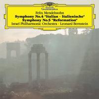 Leonard Bernstein - Mendelssohn: Symphonies No.4