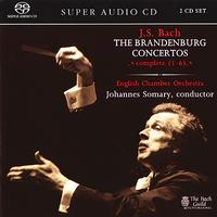 Johannes Somary - Bach: The Brandenburg Concertos