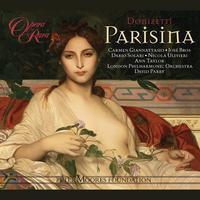 David Parry - Donizetti: Parisina