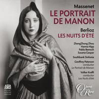 Volker Krafft - Massenet: Le Portrait de Manon - Berlioz: Les Nuits d'ete