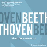 San Francisco Symphony & Michael Tilson Thomas - Beethoven: Piano Concerto No. 2