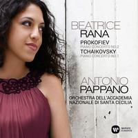 Beatrice Rana - Prokofiev: Piano Concerto No. 2 - Tchaikovsky: Piano Concerto No. 1