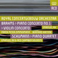 Royal Concertgebouw Orchestra - Brahms: Violin Concerto & Piano Concerto No. 2 - Schumann: Piano Quartet (Live)