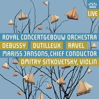 Royal Concertgebouw Orchestra - Debussy, Dutilleux & Ravel (Live)