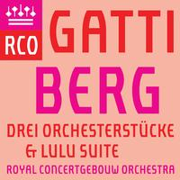 Royal Concertgebouw Orchestra - Berg: 3 Orchesterstucke & Lulu Suite (Live)